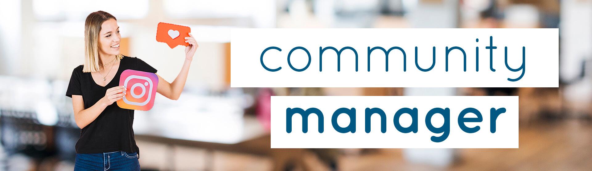 community manager Girona