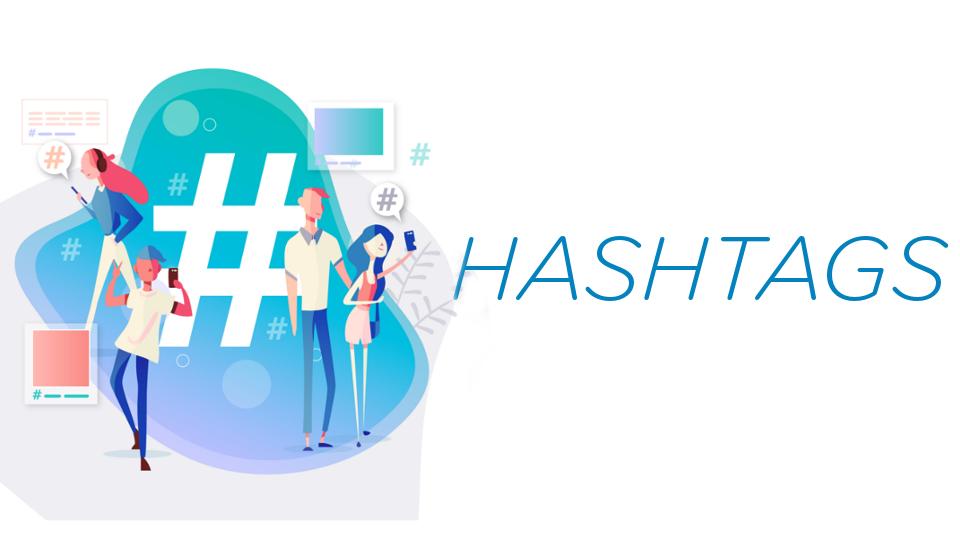 Los Hashtags