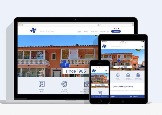 disseny web empuriabrava